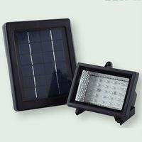 Household Outdoor Solar Lights Super Bright 30PCS LED Spotlights Solar Street Lights Spotlight  Advertising Light Floodlight