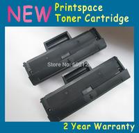 2x NON-OEM Toner Cartridge Compatible For Samsung MLT-D111S  111s Samsung Xpress M2020W M2022W M2070FW