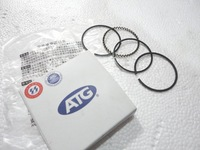 ATG Rings set for GY6 125cc Scooter Chinese Motorcycle QJ Keeway 152QMI engine Cylinder Piston ATV Moped Spare parts