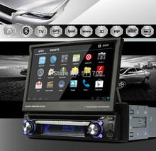 7 Inch 1 Din Universal Car DVD,Android 4.0,3G,WIFI,TV,GPS Navigation,Radio Player,Free WIFI Dongle(China (Mainland))