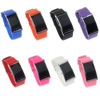 Feitong  LED Alarm Date Digital Women Men Sports Rubber Bracelet Wrist Watch  Wholesales