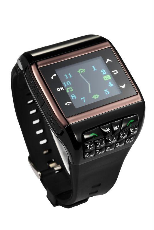 BE-Q9 Dual Sim Card Smart Watch With GPRS/Keyboard/Bluetooth/Ebook/MP3/MP4/Camera/Sim Card/TF Card/FM/Games(China (Mainland))