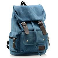 New Korean canvas shoulder bag back pack doubles College Wind Korean student backpack bag wholesale Fashionable cc42