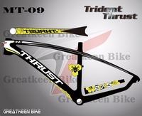 26er 29er 27.5er Trident Thrust MT9 cycling carbon frame cuadros bicicleta carbono btt 27.5 carbon 650b 29er di2 mechanical