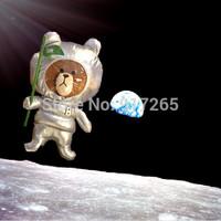 Cute cartoon LINE APP Space  brown bears  doll plush toy Free shipping