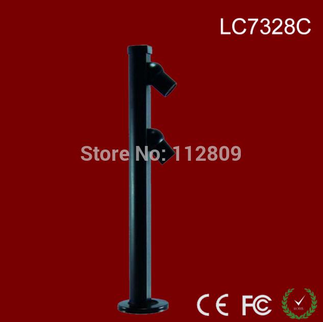 Best Selling LED Jewelry Showcase Spotlight 2W LED Display Case Lighting CREE chip mini LED standing spotlighting OEM height(China (Mainland))