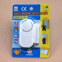 Free Shipping WIRELESS Home Window Door Entry Burglar Security ALARM System