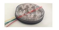 Free Shipping ! 7W  LED Emergency Surface Mount Warning Light/Strobe Kits/Fog Lights