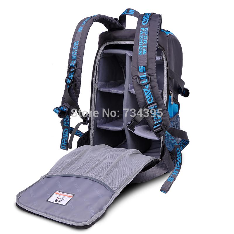 Professional DSLR camera Backpack Travel digital slr photo video bag/case waterproof for Canon 5D 6D 7D Nikon D1 D70 sony/pentax(China (Mainland))