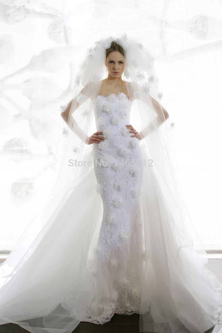 Denmark Designer-Hochzeitskleid