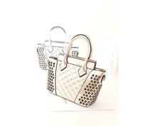 2014 fashion women handbag rivet desigual vintage bag pu leather shoulder messenger bags Commuter bags for women girls