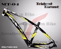 26er 29er 27.5er Trident Thrust MT4 carbon frame mtb 27.5er carbon bicycle road frameset disc brake bicycle frames road racing