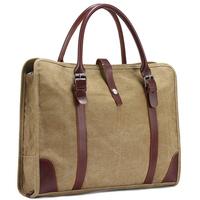 new 2015 unisexCanvas bag handbag messenger bag inclined shoulder bag one shoulder bag briefcase business and leisure travelers