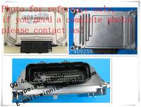 For  Shanghai GM Wuling Automobile Car   engine computer board / car pc / Engnine Control Unit (ECU) /  F01R00D187 / 24522372