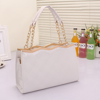 Bags 2014 new fashion styling bags bag summer chain inclined shoulder bag factory direct