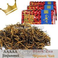 AAAAA Tea Jinjunmei Tea Black 150g Premium Jin Jun Mei Black Tea Chinese Red Tea Cha Zhengshanxiaozhong Wholesale UT051