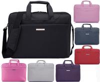 Solid 12 14 15 17 inch waterproof water proof watertightness Computer laptop notebook bags case messenger Shoulder bag men women
