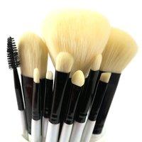10pcs Professional Makeup Brushes Set High Quality Makeup Tools Kit Premium Full Function