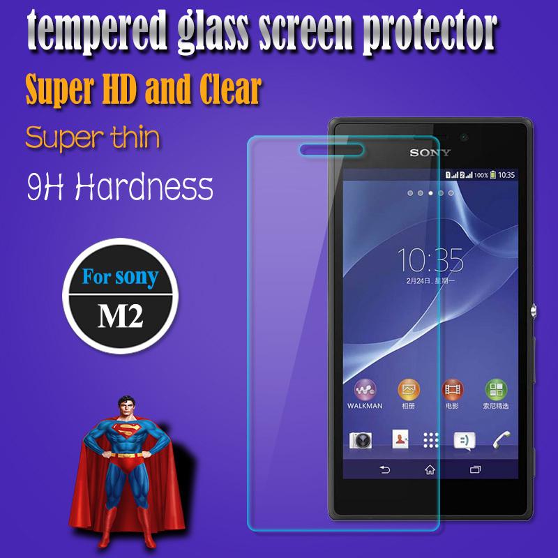 Защитная пленка для мобильных телефонов Sony Xperia 2 /2,5 d 9 h s50h s50h D2305 защитная пленка для мобильных телефонов sony xperia z3 z3