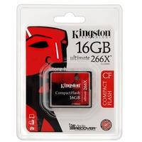Kingston CF 16GB Ultimate 266X Compact Flash Card