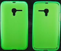 Free Ship Wholesale Price Pudding Style TPU Case Cover For Alcatel One Touch POP D3 4037A OT 4035X 4035D
