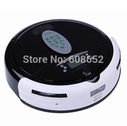 MFA-610 intelligent cleaning robot intelligent vacuum cleaner mini slim Sweeper(China (Mainland))