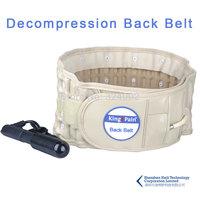 Health Care Magnetic King Pain Inflatable Waist Belt Backache Pain Relief Massage Strap 5 pcs/lot