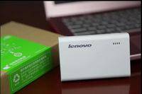 Free Shipping 100% Original 10400mAh Lenovo USB External Battery Pack Portable Charger Power Bank Backup Power