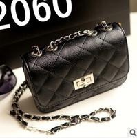2015 New Hot Sale Women's Shoulder Bags Famous Brand Women Messenger Bags Vintage PU Leather Handbag fashion lady Crossbody Bag