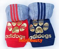 dog puppies teacup dog clothes winter teacup dog hooded clothes ultra-small clothes pet clothes