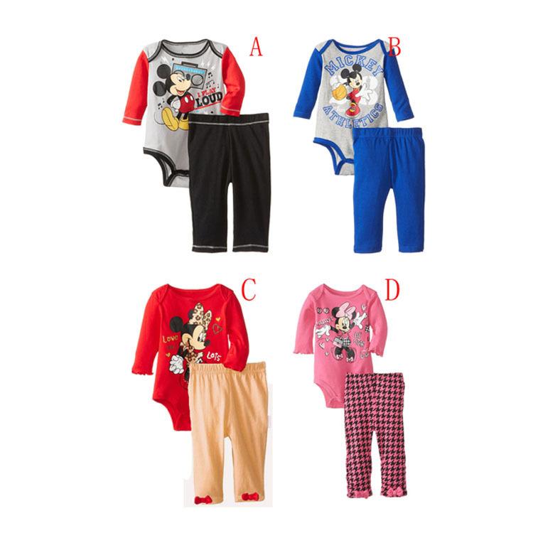 Versandkostenfrei! Christmas baby casual strampler cartoon Junge/Mädchen pyjama set 2-7y Winter säuglingsbekleidung Groß-und Einzelhandel