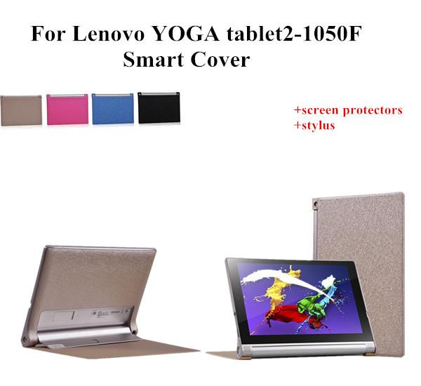 purchase cheap e093d d0184 NEW 10.1'' YOGA Tablet 2 1050F Smart Cover For Lenovo Yoga ...