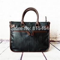 Vintage design hot sale men shoulder bags of PU leather,designer brand men messenger bags/crossbody bags for men