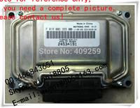For  Wuling Automobile Car   engine computer board / car pc / Engnine Control Unit (ECU) /  F01R00D355 / 24534191