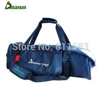 3 Colors DMASUN 68cmx20cmx20cm Waterproof Multifunctional yoga gym sports canvas shoulder bag female J128