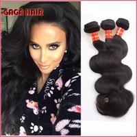 6A Peruvian Virgin Hair Body Wave 3pcs/lot Unprocessed Human Hair Weave Bundles Peruvian Body Wave Extension Free Shipping