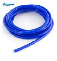 "Free Shipping 10M Blue ID:3/16"" 0.19"" 5MM Silicone Vacuum Hose Pipe Tube Silicone Tubing 10M"
