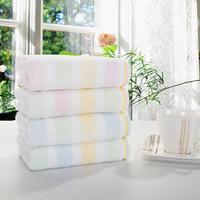 4pcs one Lot two color christmas tea towels air plane towel designer