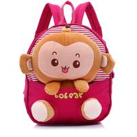 New shoulders kindergarten baby satchel cute Korean cartoon wholesale children's rucksacks 66586