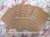 15CM*10CM Chevron dot  horizontal Flower Craft Paper Popcorn bag Food Safe Favor Paper birthday bags Designs of Party Paper Bags