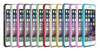 """200 pcs/lot Super Luxury Aluminum Metal Case Thin 0.6mm Aluminium Frame Bumper Cases For iphone 6 Air 6G 6 iphone6 4.7"""" iphone 6"""