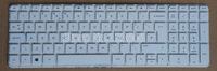 NEW Keyboard For HP Pavilion 15-p 15-p000 series Laptop UK Language White No frame