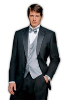 RT-0424 2015 new arrival Business slim flat designer fashion (jacket pants vest) groomsman custom made gold ballgown dress