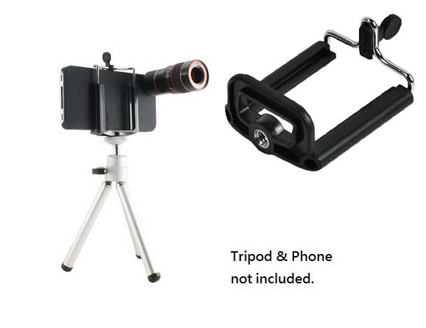 Flexible Tripod Holder Clip Mobile Phone Accessories for iPhone ipod touch Samsung Nokia Lumia mobile phone holder selfie stick(China (Mainland))