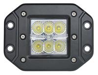 New 18w CREE LED Off road Work Lights Driving light 12v 24v 1300LM Car boat Truck ATV SUV fog lamps