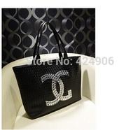 2013 fashion women PU handbag  designers brand handbags louis. bag desigual  luggage bags CC bag