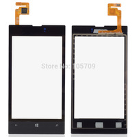 Front LCD Lens Screen Digitizer Touch Glass For Nokia Lumia 520 B0264 P