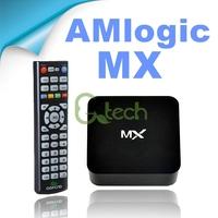 XBMC MX TV Box Android 4.2.2 Dual Core MX2 Midnight GBOX 1GB RAM 8GB ROM Dual ARM Cortex A9 WiFi Build In Free Shipping