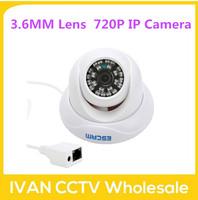 Escam QD500 dome CCTV Security Camera 720P IR  H.264 1/4 CMOS IP Camera Night Vision P2P 1.0MP Mini Camera