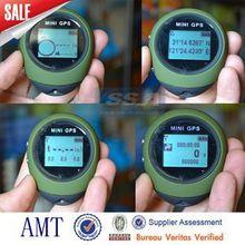 LED display the GPS latitude and longitude navigation mountaineering camping hiking bicycle navigator computer odometer meter(China (Mainland))
